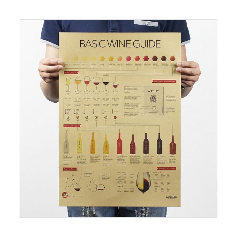 affiche vintage bouteille bar