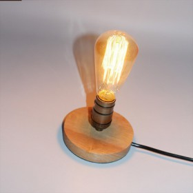 Lampe De Table Retro 220V
