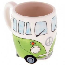 VW Bus Mug Vert