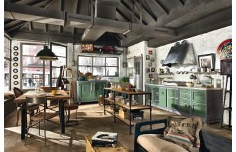 Une déco vintage dans la cuisine, mode d'emploi